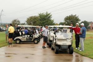 Seven Loaves catered Cloud 9 Charities golf event