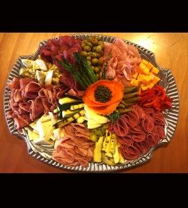 seven loaves antipasto platter