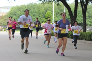 Seven Loaves Catering Race for the Cure