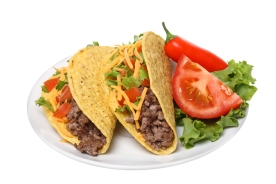 Seven Loaves tacos